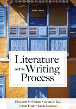 Literature and the Writing Process with NEW MyLiteratureLab -- Access Card Package