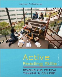 Active Reading Skills (with NEW MYREadingLab Student Access Code Card)