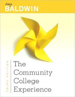Community College Experience, The Plus NEW MyStudentSuccessLab 2012 Update