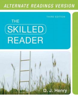 Skilled Reader, The, Alternate Edition