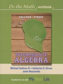 Do the Math Workbook for Intermediate Algebra