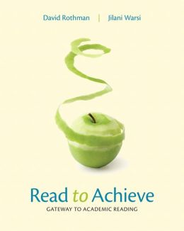 Read to Achieve: Gateway to Academic Reading with NEW MyReadingLab with eText-- Access Card Package