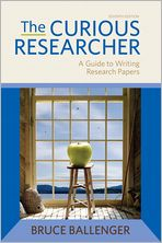 The Curious Researcher Plus NEW MyCompLab with Pearson eText