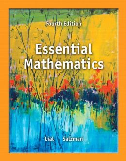Essential Mathematics Plus MyMathLab -- Access Card Package