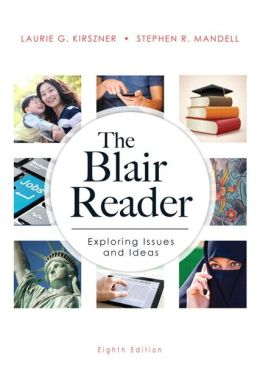 The Blair Reader with NEW MyCompLab -- Access Card Package