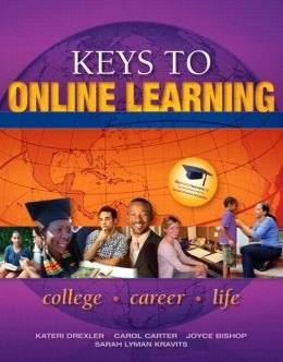 Keys to Online Learning Plus NEW MyStudentSuccessLab 2013 Update -- Access Card Package