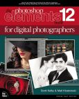 Book Cover Image. Title: The Photoshop Elements 12 Book for Digital Photographers, Author: Scott Kelby