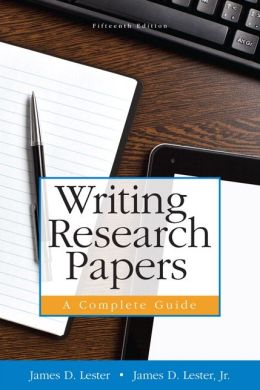 Writing Research Papers: A Complete Guide (paperback)