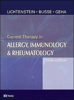 Current Therapy in Allergy, Immunology and Rheumatology