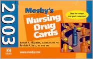 Mosby's Nursing Drug Cards 2003