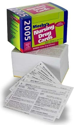 Mosby¿s 2005 Nursing Drug Cards