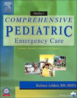 Mosby's Comprehensive Pediatric Emergency Care