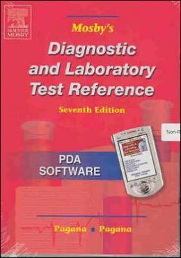 Mosby's Diagnostic and Laboratory Test Reference - CD-ROM PDA Software