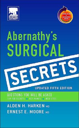 Abernathy's Surgical Secrets, Updated Edition: With STUDENT CONSULT Online Access