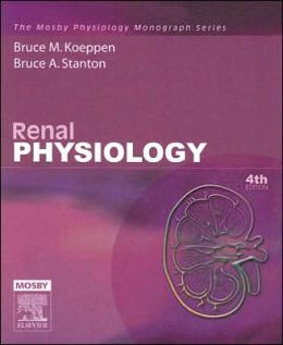 Renal Physiology: Mosby Physiology Monograph Series