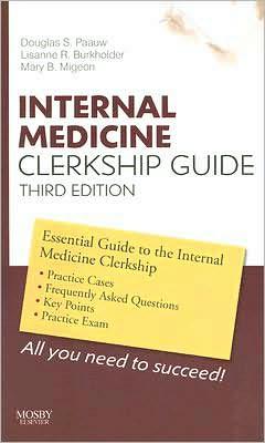 Internal Medicine Clerkship Guide