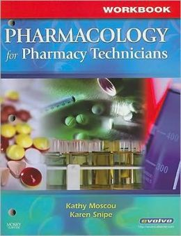 Workbook for Pharmacology for Pharmacy Technicians