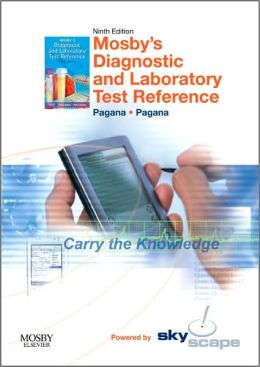 Mosby's Diagnostic and Laboratory Test Reference - CD-ROM PDA Software Powered by Skyscape