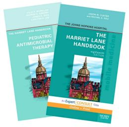 Harriet Lane Handbook and Harriet Lane Handbook of Pediatric Antimicrobial Therapy Package