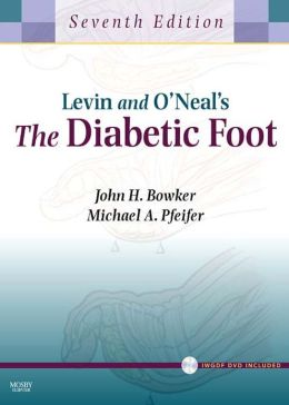 Levin and O'Neal's The Diabetic Foot with CD-ROM