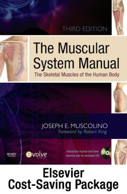 The Muscular System Manual - Text, Flashcards 2e, and Coloring Book 2e Package