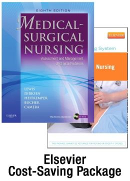 Medical-Surgical Nursing - Single-Volume Text and Simulation Learning System Package: Assessment and Management of Clinical Problems