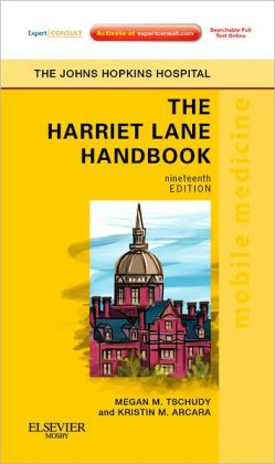 The Harriet Lane Handbook: Mobile Medicine Series, Expert Consult: Online and Print