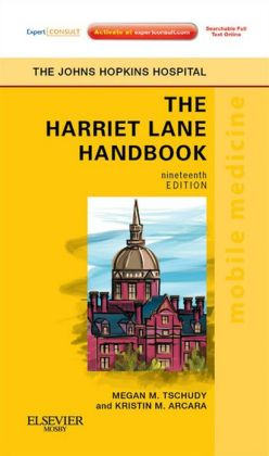 The Harriet Lane Handbook: Mobile Medicine Series - Expert Consult