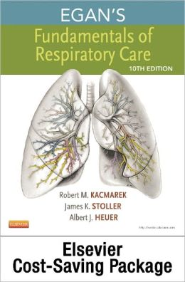 Egan's Fundamentals of Respiratory Care - Textbook and Workbook Package