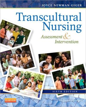 Transcultural Nursing: Assessment and Intervention / Edition 6