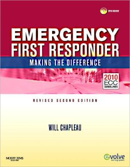 Emergency First Responder (Revised Reprint) - Textbook and RAPID First Responder Package Revised Reprint: Making the Difference