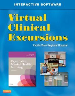 Virtual Clinical Excursions 3.0 for Psychiatric Mental Health Nursing