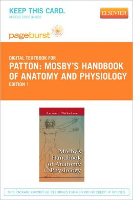 Mosby's Handbook of Anatomy and Physiology - Pageburst Digital Book (Retail Access Card)