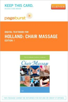 Chair Massage - Pageburst Digital Book (Retail Access Card)