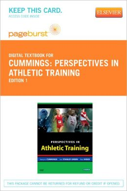Perspectives in Athletic Training - Pageburst Digital Book (Retail Access Card)