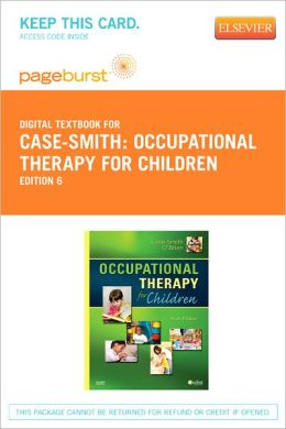 Occupational Therapy for Children - Pageburst Digital Book (Retail Access Card)
