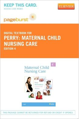 Maternal Child Nursing Care - Pageburst Digital Book (Retail Access Card)