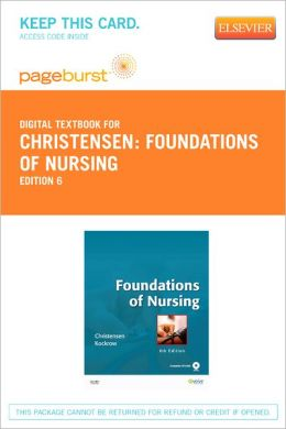 Foundations of Nursing - Pageburst Digital Book (Retail Access Card)
