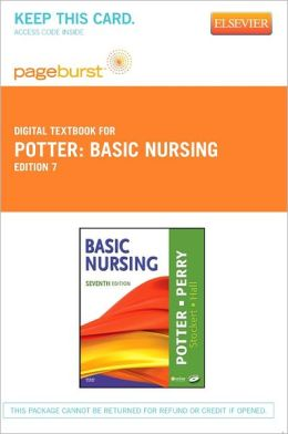 Basic Nursing - Pageburst Digital Book (Retail Access Card)