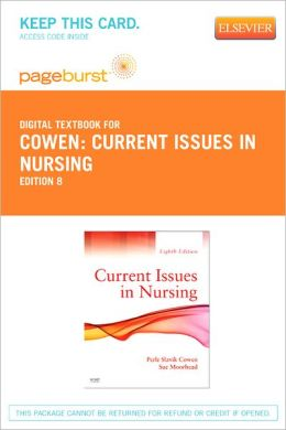 Current Issues in Nursing - Pageburst Digital Book (Retail Access Card)