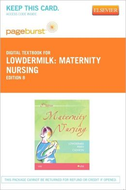 Maternity Nursing - Pageburst Digital Book (Retail Access Card)