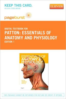Essentials of Anatomy and Physiology - Pageburst Digital Book (Retail Access Card)