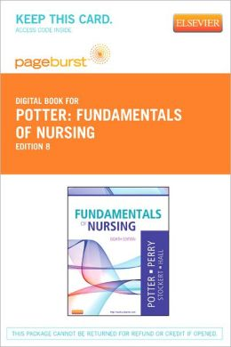 Fundamentals of Nursing - Pageburst Digital Book (Retail Access Card)