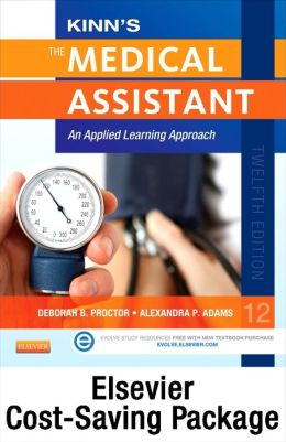 Virtual Medical Office for Kinn's The Medical Assistant - (User Guide/Access Code, Textbook, and Study Guide & Checklist Package) with ICD-10 Supplement