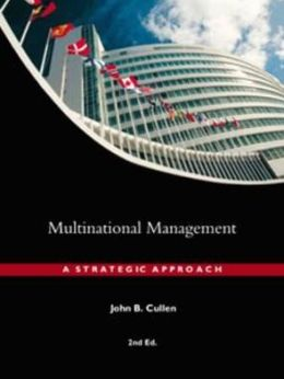 Multi-National Management: A Strategic Approach