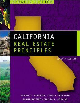 California Real Estate Principles, Copyright Update