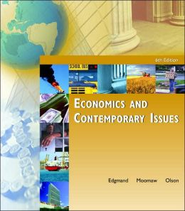 Economics and Contemporary Issues with Economics Applications Card and InfoTrac