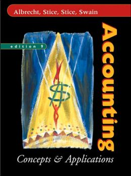 Accounting : Concepts and Applications