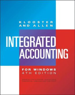 Integrated Accounting for Windows