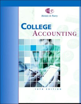 College Accounting, Chapters 1-10